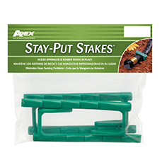 Stay-Put Stakes Apex