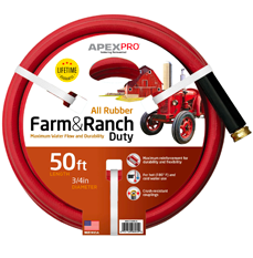 Farm & Ranch Duty Apex Hose Image