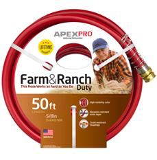 Commercial Farm & Ranch Apex Hose
