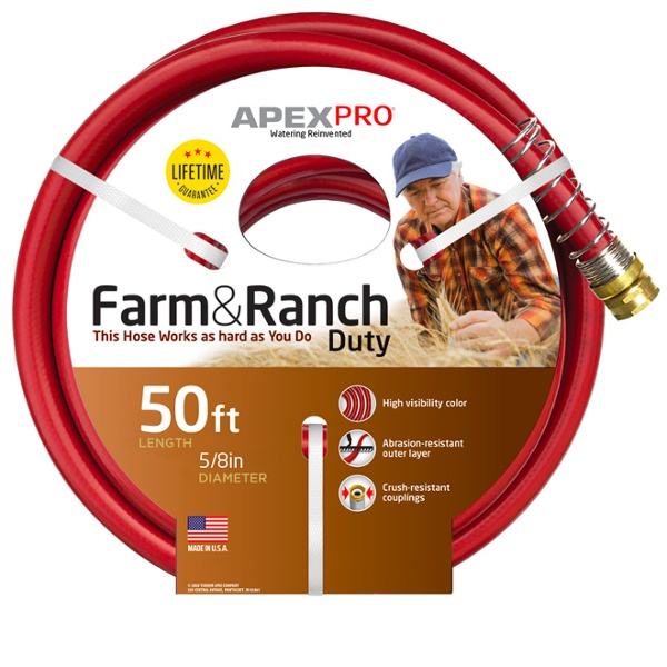 Commercial Farm and Ranch Hose Image