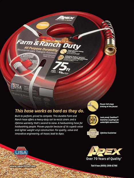 Farm & Ranch Duty Ad