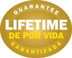 lifetime gurantee