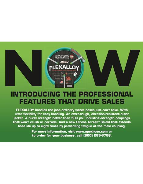 Flexalloy Ad 2