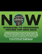Flexalloy Ad
