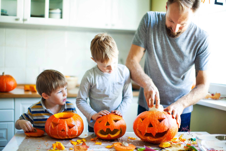Simple Pumpkin Carving