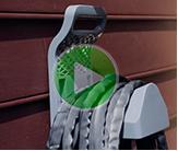zero-G Portable Hose Hanger